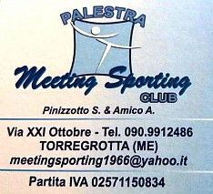 Palestra Meeting Sporting Club